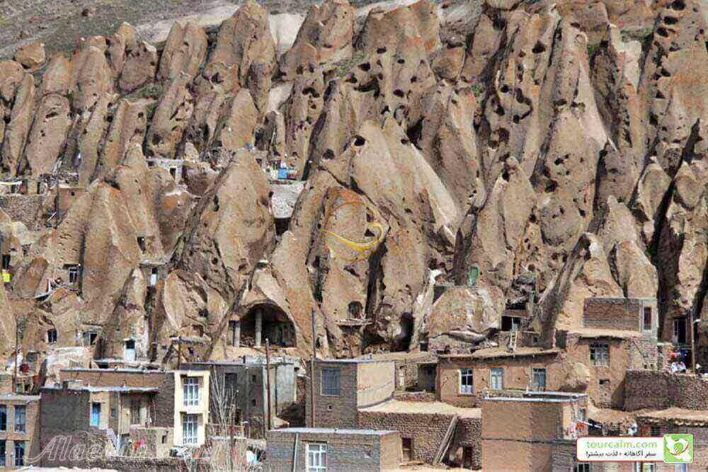 اقامتگاه در تبریز | اقامتگاه بوم گردی کندوان