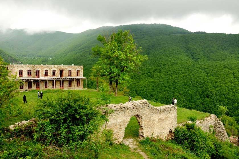 جاذبه های طبیعی تبریز